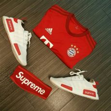 supreme nmd custom adidas sale custom supreme x adidas nmd shoes from living lovely s closet on poshmark
