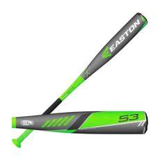 youth big barrel bat with most pop easton s3 youth big barrel sl16s310 10 baseball bat 29 quot 19oz a11172829 ebay