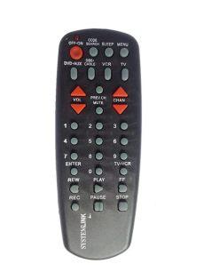 control remoto rca systemlink 3 codigos remoto universal rca 4 en 1 tv cable dvd vhs y m bs 0 03 en mercado libre