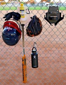 baseball dugout bat holder softball baseball dugout bat holder 20 dom s ebay