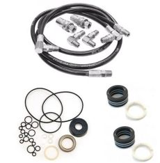 e47 rebuild kit snow plow tune up rebuild major seal kit for meyer e47 e 47 snowplow blade ebay