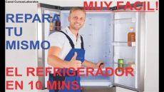 porque no enfria el refrigerador como reparar el refrigerador que no enfria o no se apaga cambiar el termostato