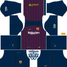 download kit dls 2019 barcelona 2018 2019 league soccer dls fts kits forma and logo wid10 league