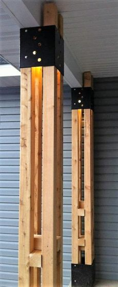 163 best custom beam brackets iron brackets steel brackets images on decks - Iron Brackets For Wood Beams