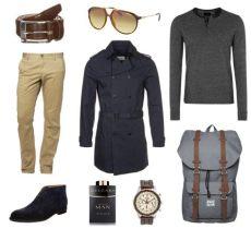 abend outfit herren trench dressing herren herrin