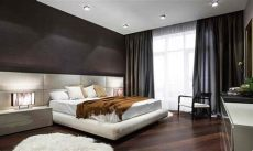 dark wood floor bedroom ideas 15 wood flooring in modern bedroom designs home design lover
