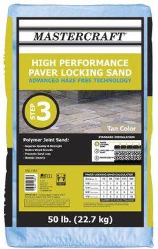 high performance paver locking sand 50 lb at menards 174 - Polymeric Sand Menards