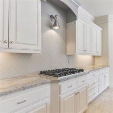 herringbone kitchen tile backsplash q and a what tile backsplash would help