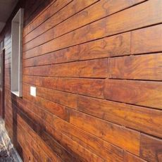 outdoor wood wall cladding exterior wood cladding panel at rs 275 square क ल ड ग प नल finilex laminates india