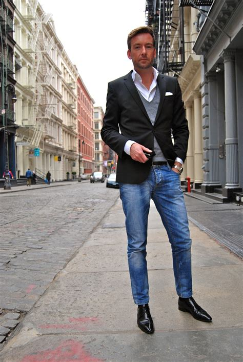mens casual street style wow style
