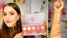 zoeva spice of palette review swatches demo - Zoeva Spice Of Life Palette Review
