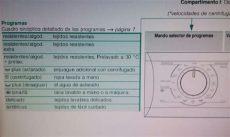 error e18 lavadora balay no puedo descargar la instrucciones de la lavadora balay ts 8110 me la puedes mandar