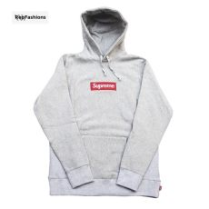 supreme grey bogo hoodie best supreme box logo hoodie cheap high quality rep