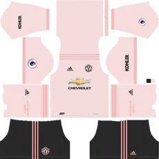 dls manchester united kits logos 2019 2020 fifamoro - Kit Logo Dls Mancester United 2018