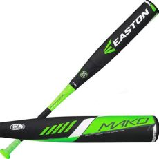 youth big barrel bat with most pop 2016 easton mako youth big barrel baseball bat 10oz sl16mk10