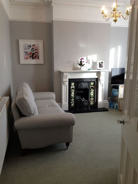 image result dove grey wall paint living room