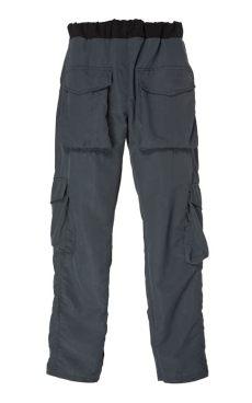 rhude cargo pants rhude rifle tech ripstop cargo in grey modesens