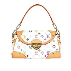 louis vuitton multicolor louis vuitton multicolor beverly mm white luxity