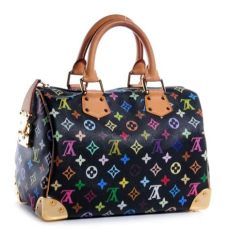 louis vuitton multicolor speedy black louis vuitton multicolor speedy 30 black satchel on sale 67 satchels on sale