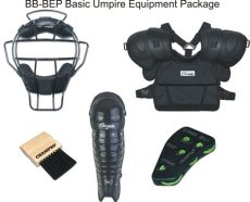 basic umpire equipment package official call - Umpire Equipment Packages