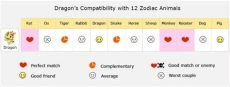 compatibility relationship best matches marriage - Dragon Zodiac Sign Compatibility