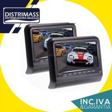 pantallas de cabecera para carro pantallas para cabecera de carros dvd juegos kit completo u s 250 00 en mercado libre