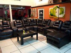 salas modernas en mexico sala modular en esquina reclinable reposet salas moderna 28 050 00 en mercado libre