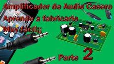 lificador de sonido casero h 225 galo usted mismo 2 - Armar Sonido Casero