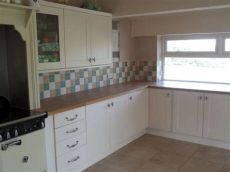 belfast sink base unit howdens howden kitchens wall and base units with worktops and belfast sink in hull east
