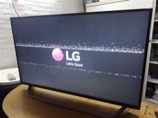 problemas de imagen en tv led lg problemas imagen congelada con rallas tv lg led 49uf7700 yoreparo