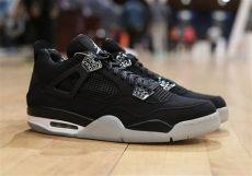 eminem x carhartt x nike air jordan 4 eminem x carhartt x air 4 makes an appearance at sneaker con sneakernews