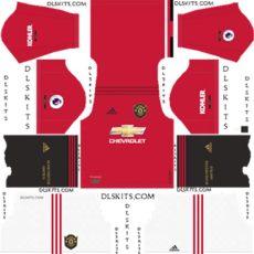 kit logo dls mancester united 2018 dls manchester united kits logos 2019 2020 fifamoro