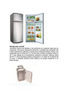 para que sirve el refrigerador funcionamiento de la refrigeradora domestica