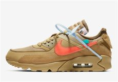 off white air max 90 desert ore white nike air max 90 desert ore aa7293 200 sneakernews