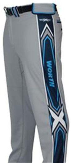 worth toxic softball pants e17965 worth baseball softball mens toxic