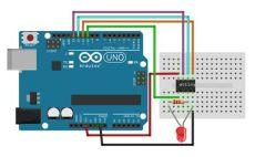 attiny13a arduino programming programming attiny13 with arduino uno arduino project hub