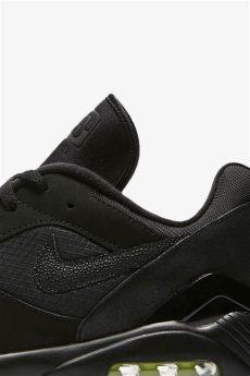 nike air max 180 black volt release date nike snkrs - Nike Air Max 180 Black Volt Release Date