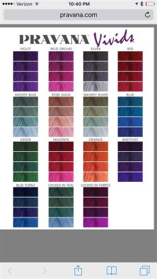 pravana chromasilk color chart pdf chromasilk color chart colorpaints co