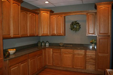 kitchen paint colors honey maple cabinets kitchen wall
