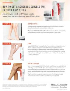 rodan and fields self tanner price rodan fields skincare knows healthy skin they also the sun is not your friend use your