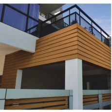 wood finish wall cladding exterior rectangular brown exterior wood finish plank wall cladding matte rs 75 square id