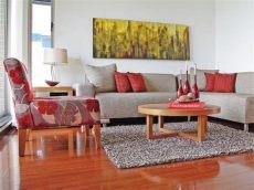 decoracion de salas pequenas y sencillas como decorar una sala simple y sencilla