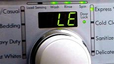 le error lavadora lg سبب من أسباب توقف محرك آلة الغسيل الأتوماتيكية الجزء2 lavadora lg error le