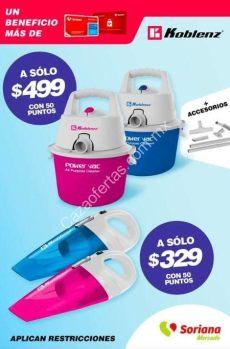 aspiradoras koblenz a 499 50 puntos en tiendas soriana - Aspiradora Koblenz Soriana Puntos