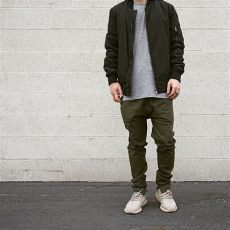ways to wear adidas yeezy 350 boost sneaker - Yeezy Boost 350 V2 Butter Outfit Ideas