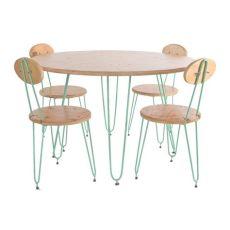 mesas y sillas en cordoba elegante venta de mesa y silla en cordoba 9 989 00 en mercado - Mesas Y Sillas En Venta Cordoba
