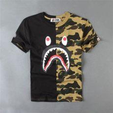 dion wiley outfitted in a bathing ape bape shark camo shirt shorts donovan fashion - Bape Shirt And Shorts
