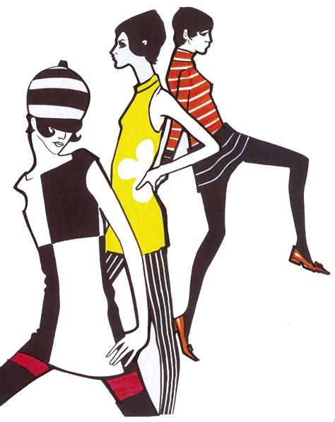 mod fashion illustration fashion illustration vintage fashion art