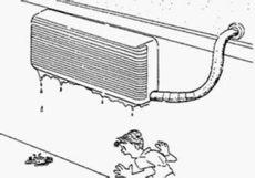 goteo aire acondicionado interior airea condicionado - Porque Gotea Un Minisplit