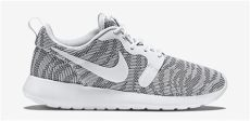 nike roshe run knit jacquard nike roshe run knit jacquard white cool grey sneakerfiles